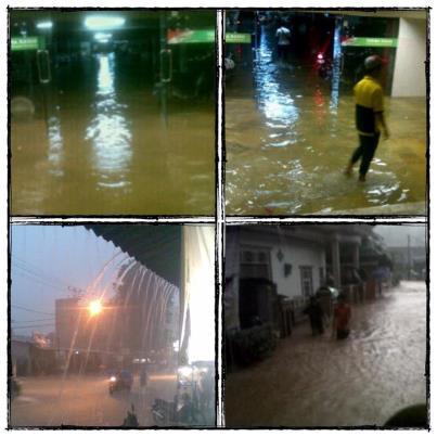 banjir lampung